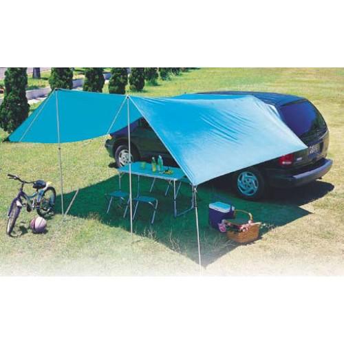 Сделать палатку на автомобиль своими руками
