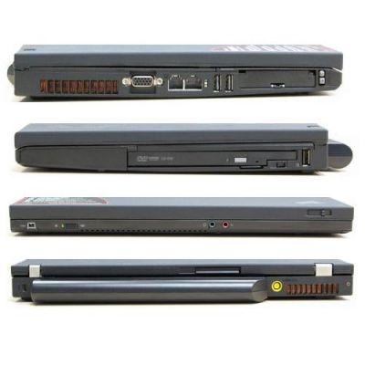 Ноутбук Lenovo ThinkPad T61 NH3EDRT