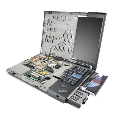 Ноутбук Lenovo ThinkPad R61 NB0NCRT
