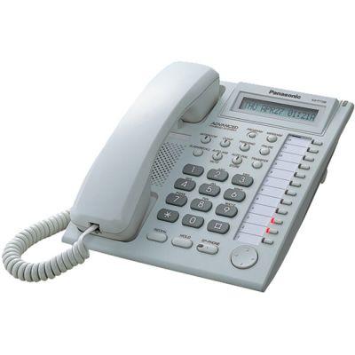 ������� Panasonic ��������� KX-T7730RU White