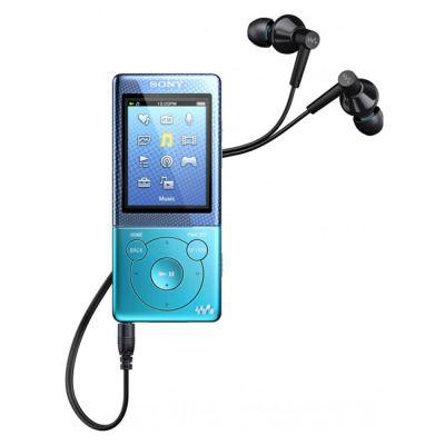 ���������� Sony NWZ-E474 Blue