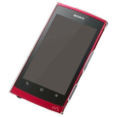 Аудиоплеер Sony NW-Z1040 Red