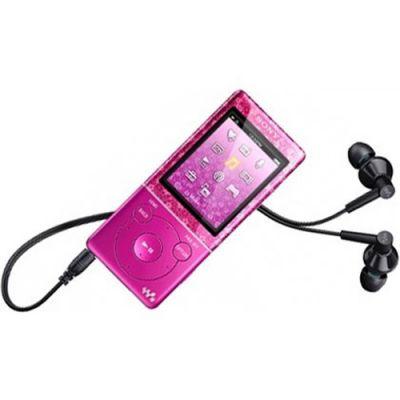 ���������� Sony NWZ-E473 Pink