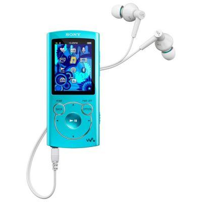 ���������� Sony NWZ-S763 Blue