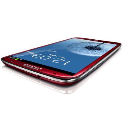 Смартфон Samsung Galaxy S III 16Gb GT-I9300 Garnet Red GT-I9300GRDSER