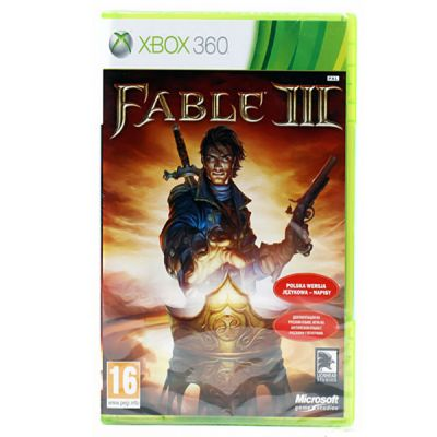 ���� ��� Xbox 360 Fable 3