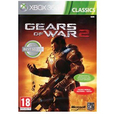 Игра для Xbox 360 Gears of War 2 C3U-00082