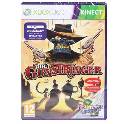 Игра для Xbox 360 Gunstringer
