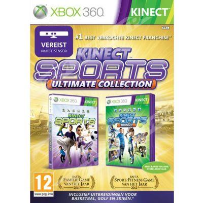 Игра для Xbox 360 Kinect Sports Ult 4GS-00019