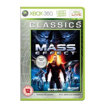 Игра для Xbox 360 Mass Effect