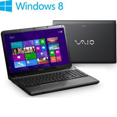 Ноутбук Sony VAIO SV-E1512W1R/B