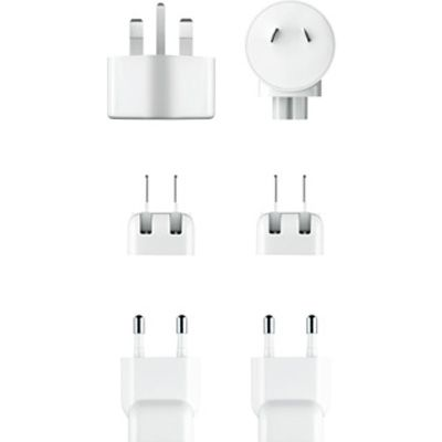Apple адаптер World Travel Adapter Kit MB974ZM/B