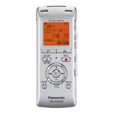 Диктофон Panasonic RR-XS400EE-S