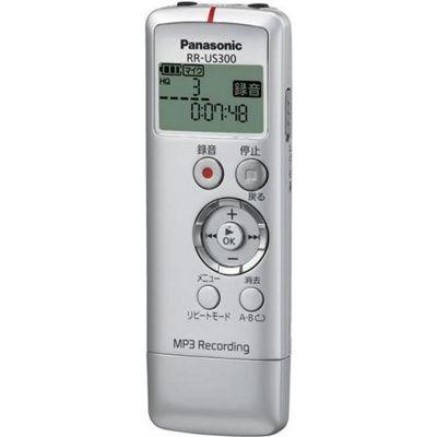 Panasonic диктофон RR-US300EE-S