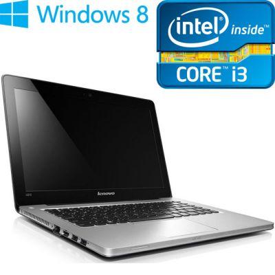 Ультрабук Lenovo IdeaPad U310 Graphite Gray 59343341 (59-343341)