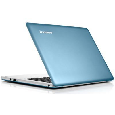 Ультрабук Lenovo IdeaPad U310 Blue 59343339 (59-343339)