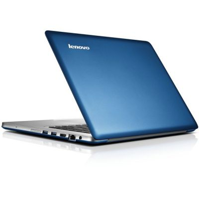 Ультрабук Lenovo IdeaPad U410 Blue 59343202 (59-343202)