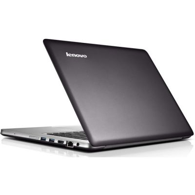 Ультрабук Lenovo IdeaPad U410 Graphite Gray 59343203 (59-343203)
