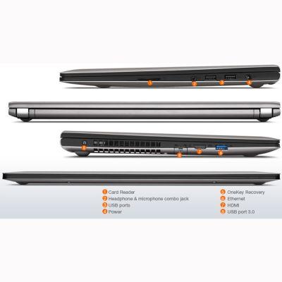 ������� Lenovo IdeaPad S400 Gray 59352845 (59-352845)
