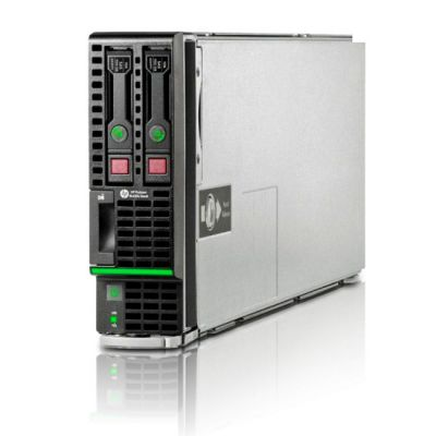 Сервер HP Proliant BL420c Gen8 668358-B21