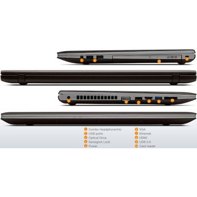 Ноутбук Lenovo IdeaPad Z500 59349891 (59-349891)