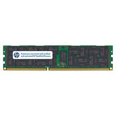 Оперативная память HP 4GB (1x4GB) 1Rx4 PC3L-10600R-9 Low Voltage Registered dimm 647893-TV1