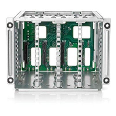 HP 2U Gen8 Rear 2SFF Cage Kit for DL380e Gen8 663280-B21