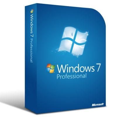 ����������� ����������� Microsoft Windows 7 Professional SP1 32bit FQC-05117