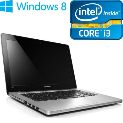 Ультрабук Lenovo IdeaPad U310 Graphite Gray 59343343 (59-343343)