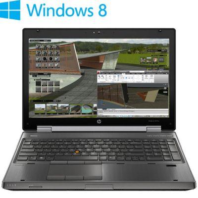 Ноутбук HP EliteBook 8570w LY572EA