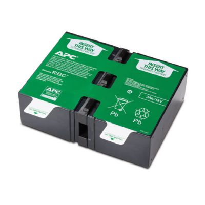 Аккумулятор APC Replacement Battery Cartridge 123 APCRBC123