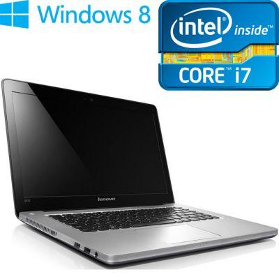 Ультрабук Lenovo IdeaPad U410 Graphite Gray 59343197 (59-343197)