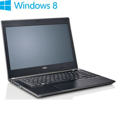 Ноутбук Fujitsu LifeBook UH552 Silver VFY:UH552MF052RU