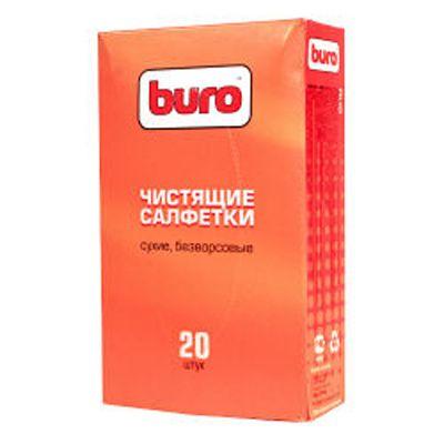 Buro сухие чистящие салфетки BU-Udry