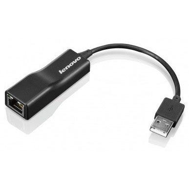 Lenovo переходник USB2.0 to Ethernet Adapter for X1 Carbon 0A36322