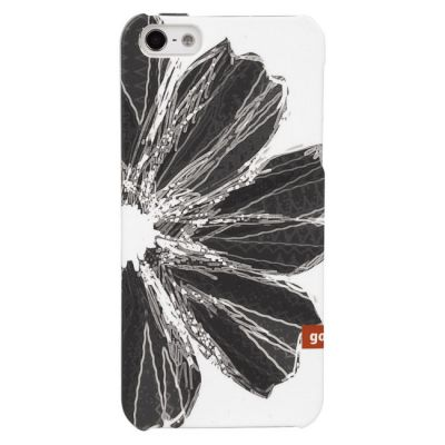 Чехол Golla для iPhone 5 Idana White/Black G1424