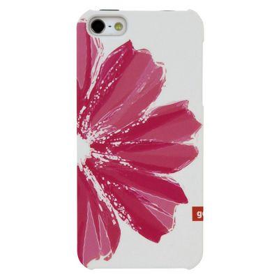 Чехол Golla для iPhone 5 Idana White/Pink G1425