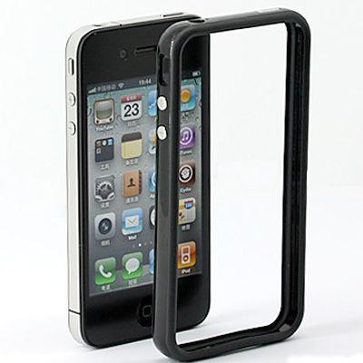 ����� Yoobao Bumper ��� iPhone 4 black