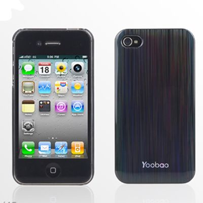 Чехол Yoobao Filar Beauty Protect Case для iPhone4/4S Black