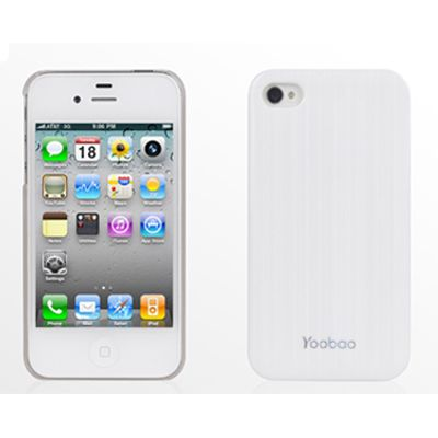 ����� Yoobao Filar Beauty Protect Case ��� iPhone4/4S White
