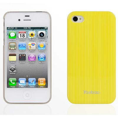 Чехол Yoobao Filar Beauty Protect Case для iPhone4/4S Yellow
