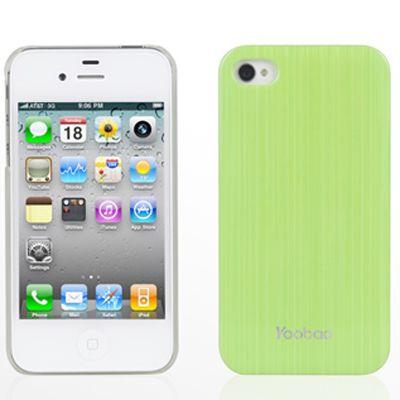 Чехол Yoobao Filar Beauty Protect Case для iPhone4/4S Green