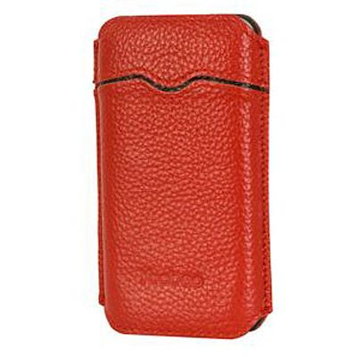 ����� Yoobao Beauty Leather Case ��� iPhone 4/4S Red