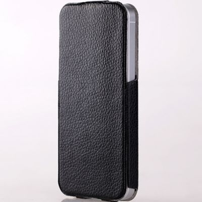 Чехол Yoobao Slim Leather Case для iPhone 5 black