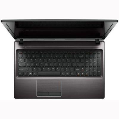 Ноутбук Lenovo IdeaPad G580 Black 59345914 (59-345914)