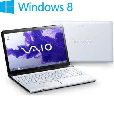 Ноутбук Sony VAIO SV-E1512F1R/W