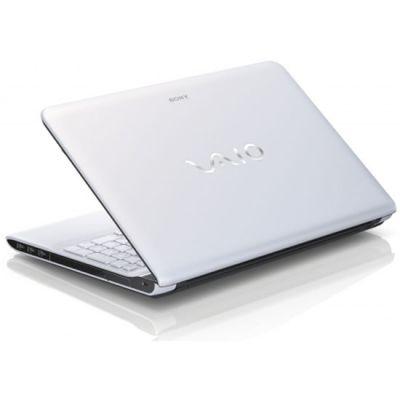 Ноутбук Sony VAIO SV-E1512R1R/W
