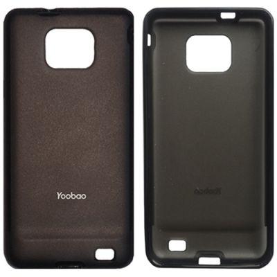 Чехол Yoobao Protective Case для Samsung Galaxy sii black