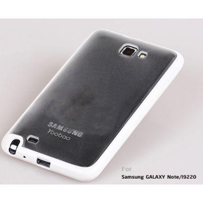 Чехол Yoobao Protective Case для Samsung Galaxy sii white