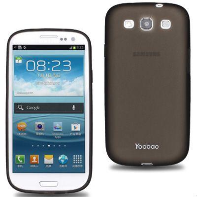 ����� Yoobao Glow Protect Case ��� Samsung Galaxy S3 black